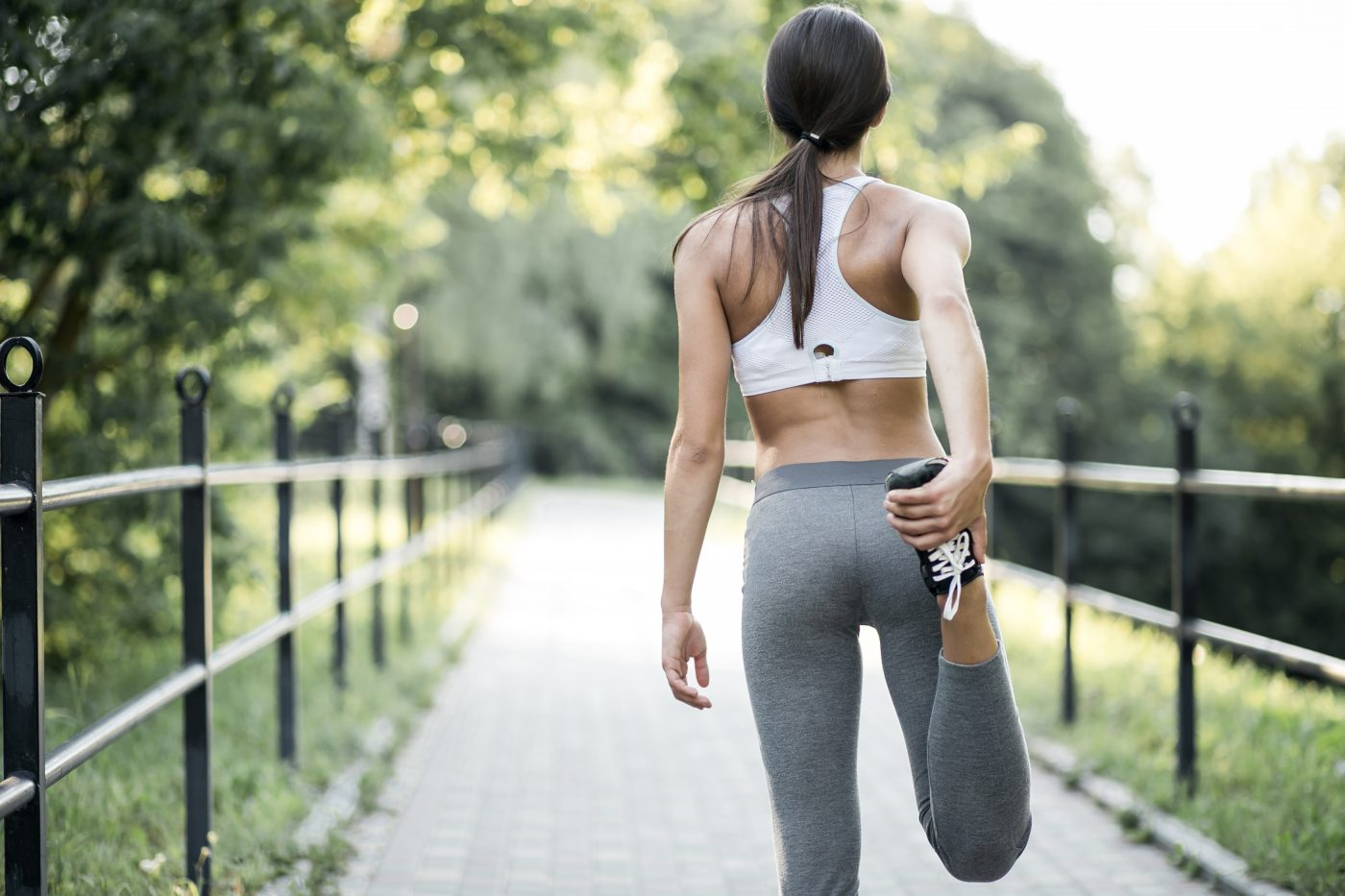 MONDAY WORKOUT ROUTINE – Bodyweight Lower Body