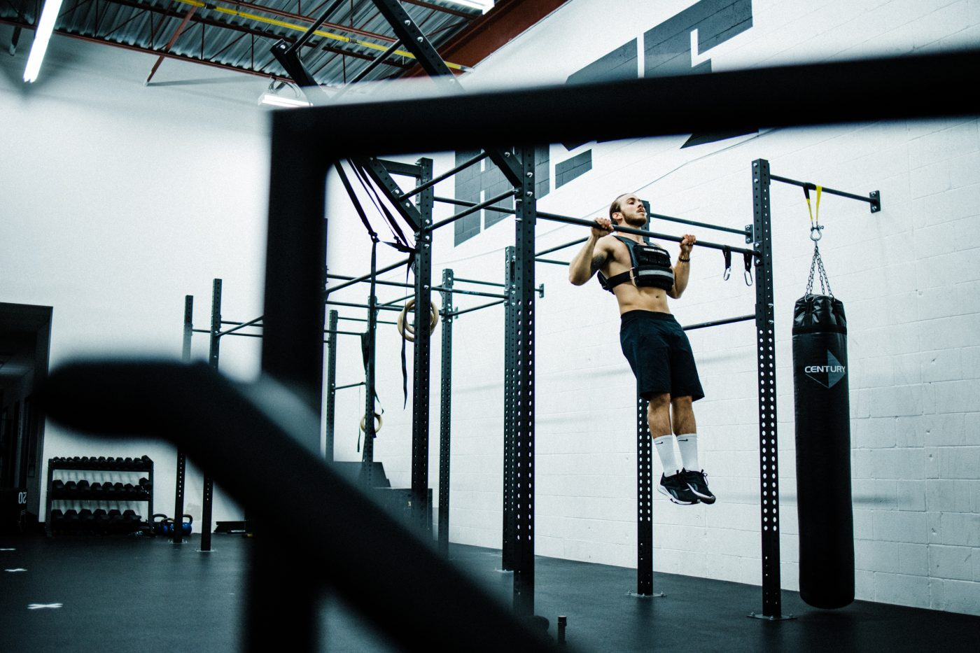 MONDAY WORKOUT ROUTINE – Pull Up Gains