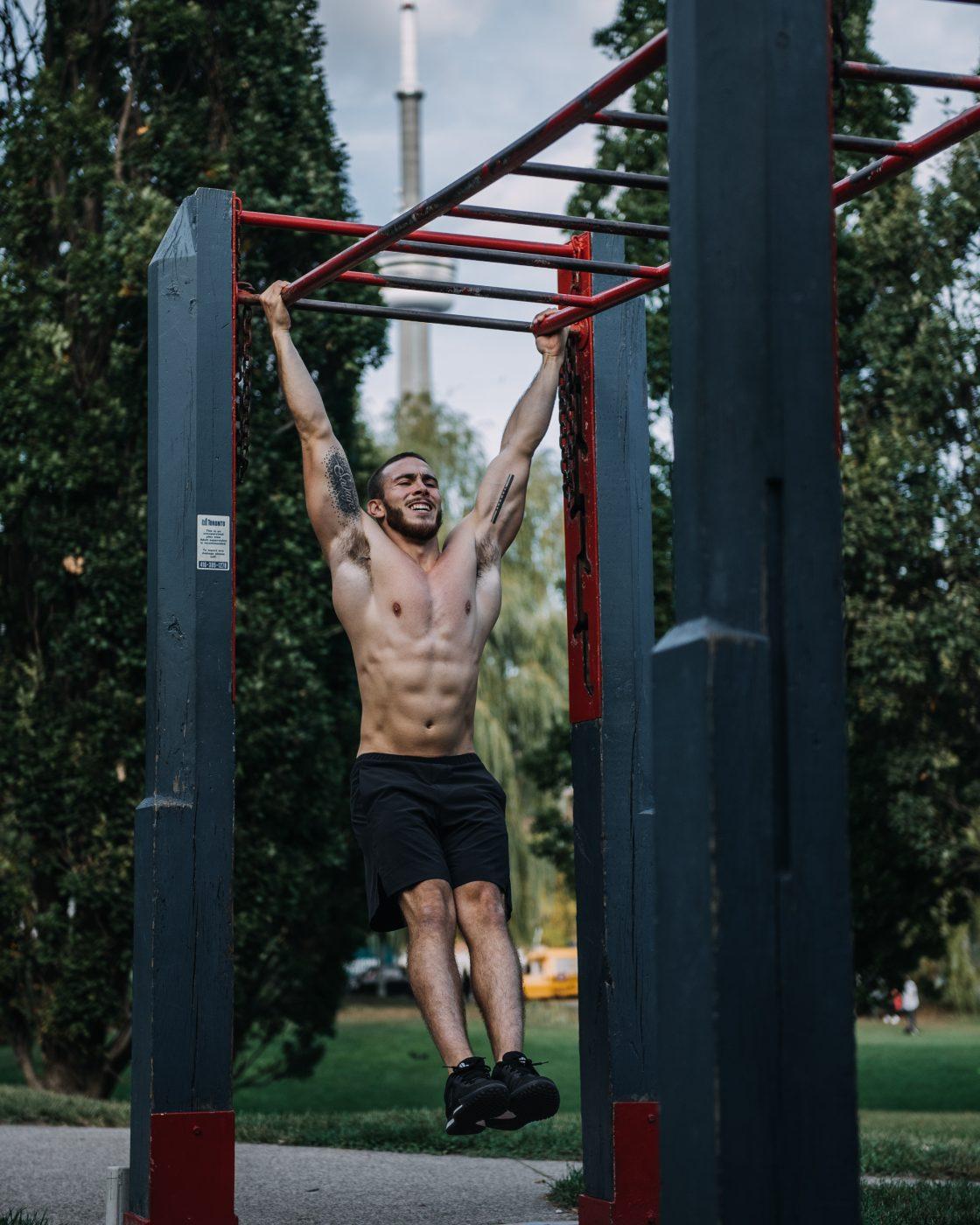 MONDAY WORKOUT ROUTINE – Hanger Core Banger