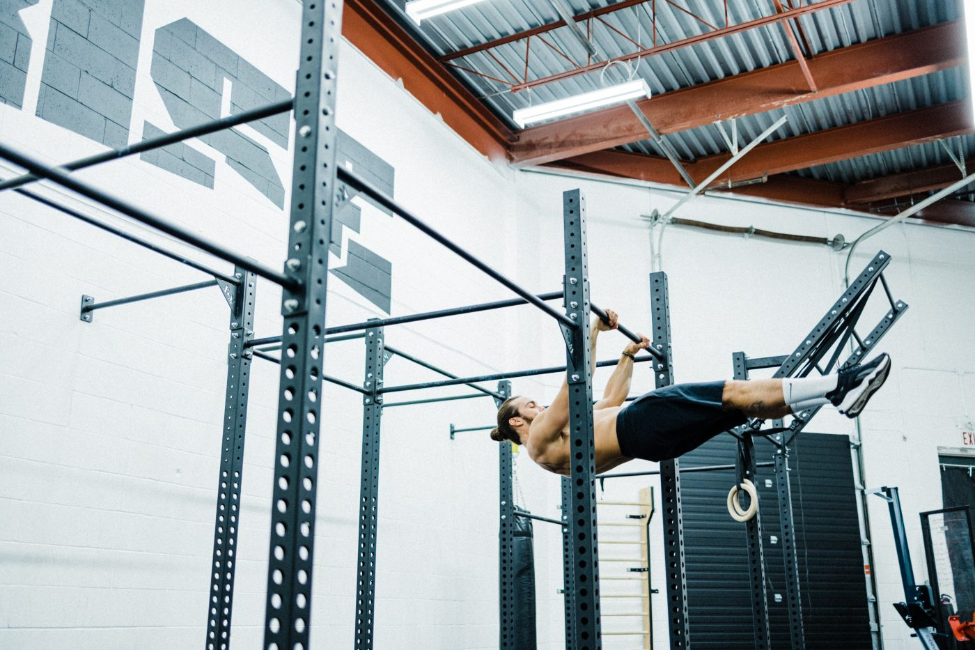 MONDAY WORKOUT ROUTINE – Front Lever Drills