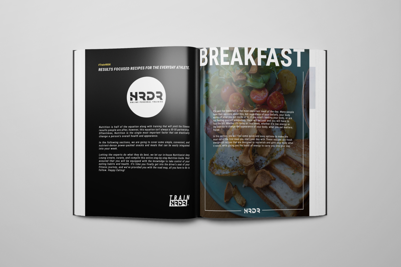Introducing HRDR Bites: Results Focused Recipes