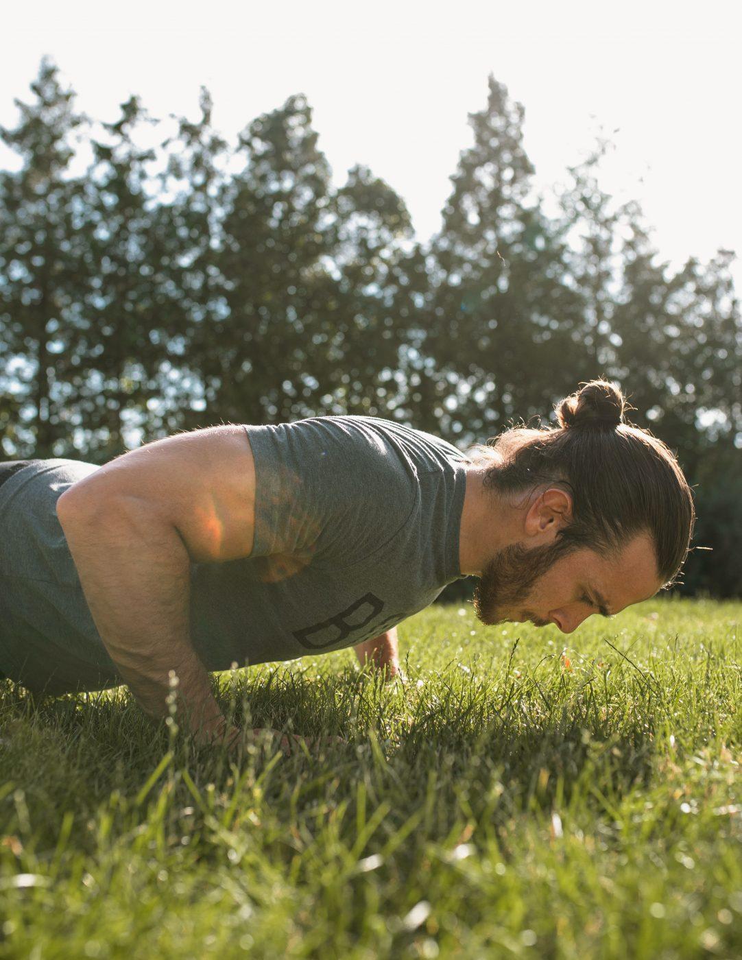 MONDAY WORKOUT ROUTINE – Total Body Burn