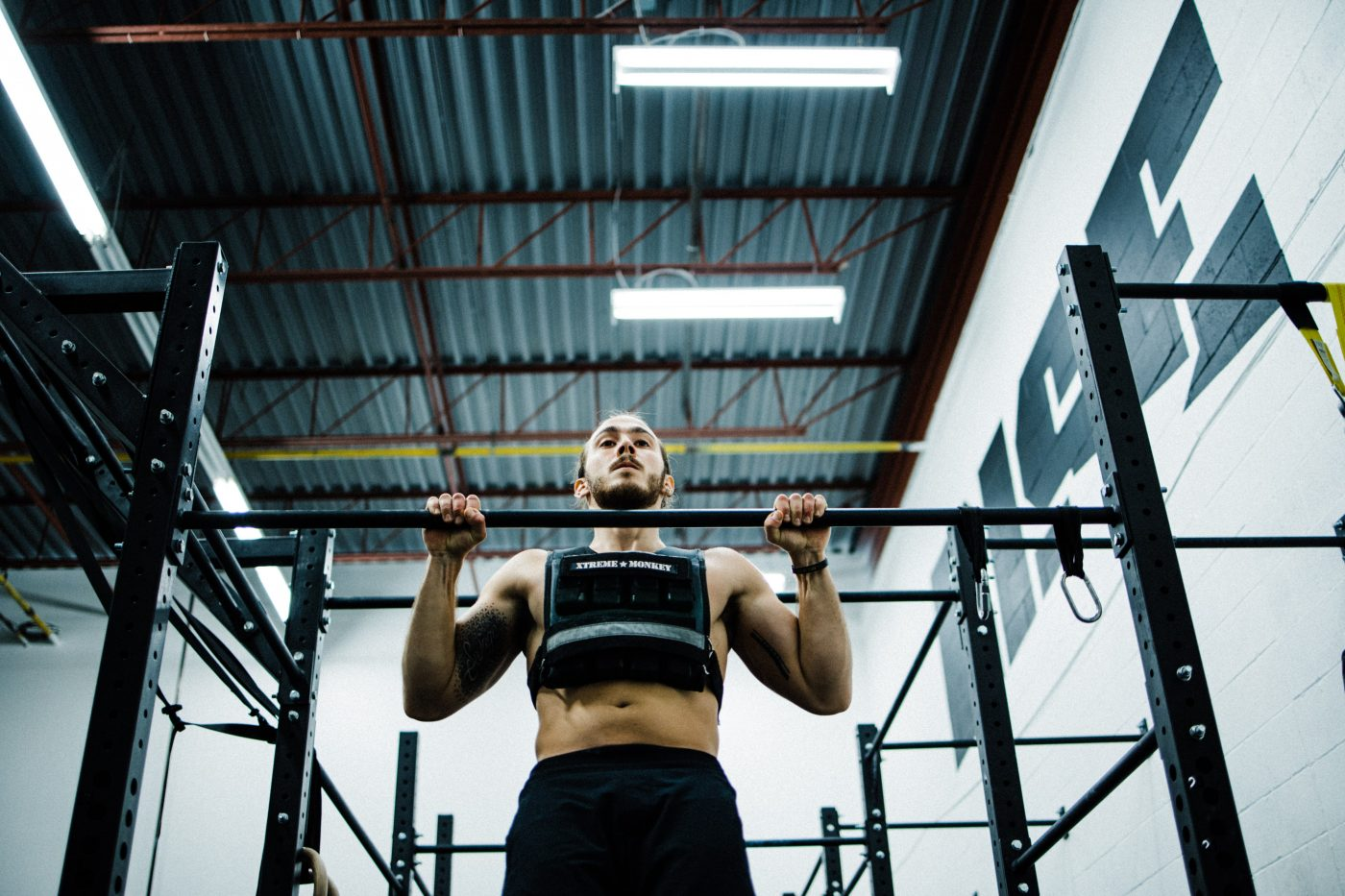 MONDAY WORKOUT ROUTINE – Explosive Pull Ups