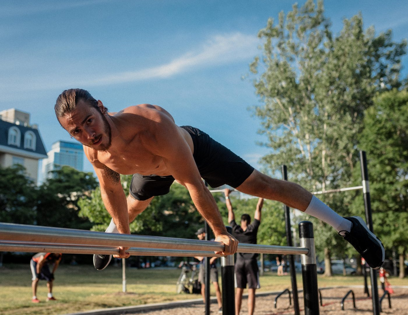 MONDAY WORKOUT ROUTINE – Planche Training