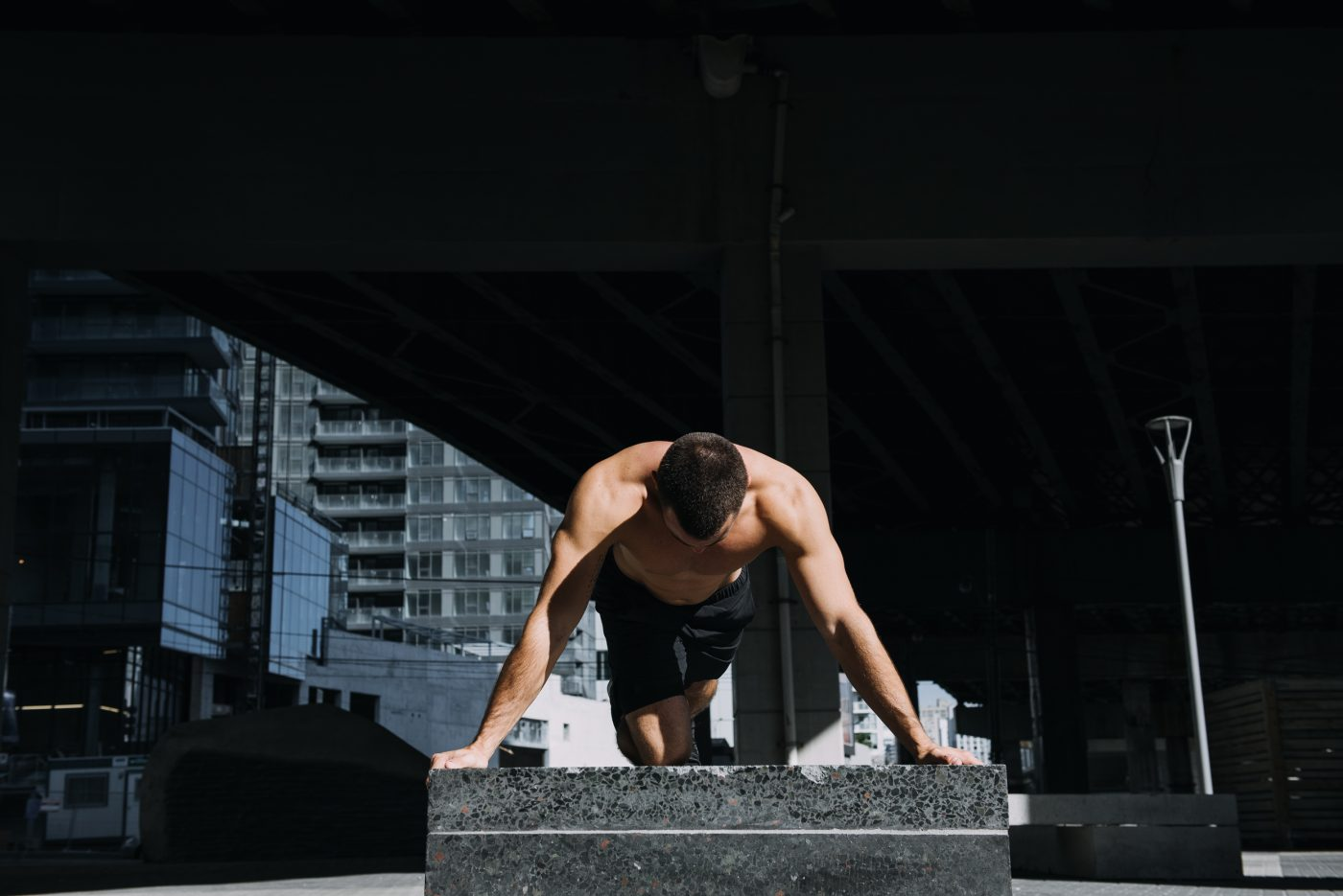 MONDAY WORKOUT ROUTINE – Upper Body Calisthenics for Beginners